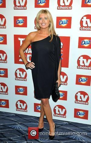 Tina Hobley TVChoice Awards held at the Savoy Hotel.  London, England - 13.09.11