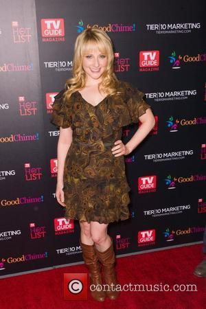 Melissa Rauch  TV Guide Magazine's Annual Hot List Party at Greystone Mansion Supperclub  Beverly Hills, California - 07.11.11
