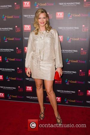 Natasha Henstridge  TV Guide Magazine's Annual Hot List Party at Greystone Mansion Supperclub  Beverly Hills, California - 07.11.11