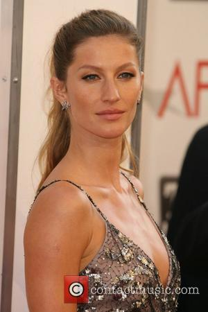 Gisele Bundchen Announced As The New Face Of Hair Care Product Pantene