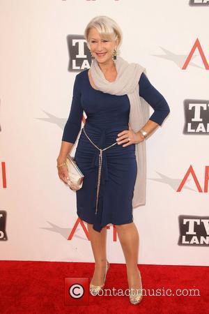 Afi Life Achievement Award, Helen Mirren