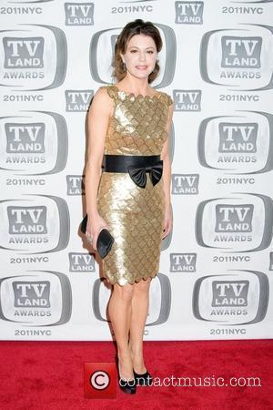 Jane Leeves,  at the 9th Annual TV Land Awards at the Javits Center New York City, USA - 10.04.11