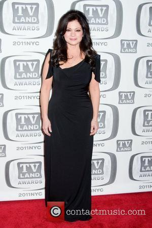 Valerie Bertinelli,  at the 9th Annual TV Land Awards at the Javits Center New York City, USA - 10.04.11