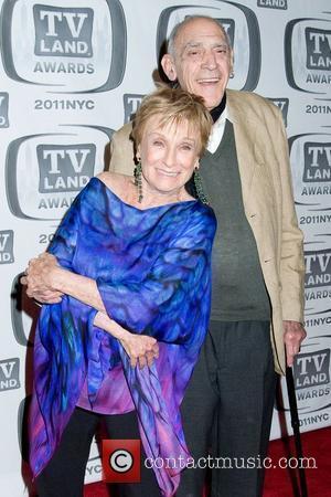Abe Vigoda and Cloris Leachman The 9th Annual TV Land Awards at the Javits Center New York City, USA -...
