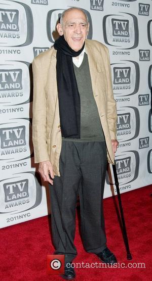 Abe Vigoda The 9th Annual TV Land Awards at the Javits Center New York City, USA - 10.04.11