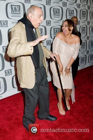 Abe Vigoda and Kim Fields The 9th Annual TV Land Awards at and the Javits Center New York City, USA...