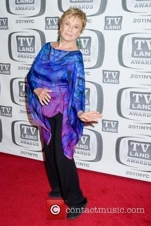 Cloris Leachman The 9th Annual TV Land Awards at and the Javits Center New York City, USA - 10.04.11