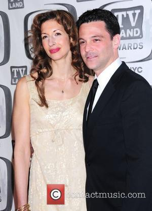David Alan Basche and Guest The 9th Annual TV Land Awards at and the Javits Center New York City, USA...