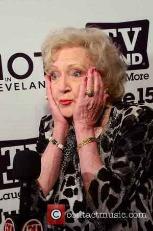 Betty White Records Rap Track