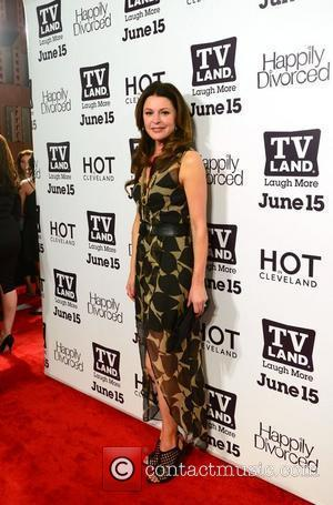 Jane Leeves  at the TV Land 'Hot In Cleveland' and 'Happily Divorced' premiere party at Asellina at the Gansevoort...