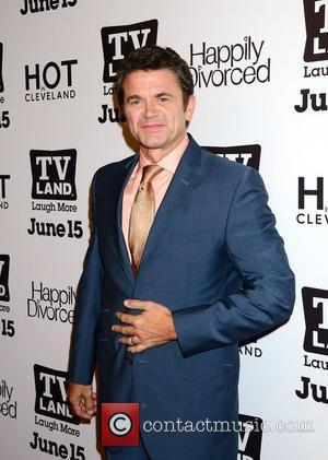 John Michael Higgins  at the TV Land 'Hot In Cleveland' and 'Happily Divorced' premiere party at Asellina at the...