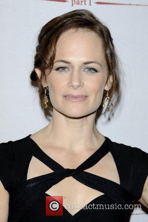Sarah Clarke  Canadian Premiere of 'The Twilight Saga: Breaking Dawn - Part 1' at the Elgin Theatre - Arrivals...