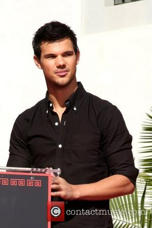 Grauman's Chinese Theatre, Taylor Lautner