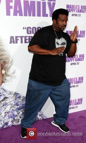 Craig Robinson Los Angeles Premiere of 'Tyler Perry's Madea's Big Happy Family' held At The Arclight Cinemas Hollywood, California -...