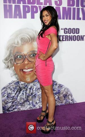 Kali Hawk Los Angeles Premiere of 'Tyler Perry's Madea's Big Happy Family' held At The Arclight Cinemas Hollywood, California -...