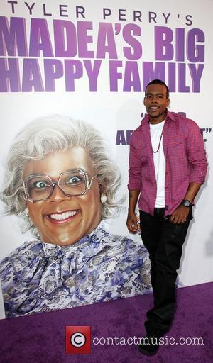 Mario Los Angeles Premiere of 'Tyler Perry's Madea's Big Happy Family' held At The Arclight Cinemas Hollywood, California - 19.04.11