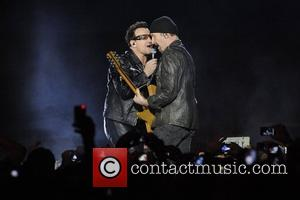 Bono, David Evans and The Edge