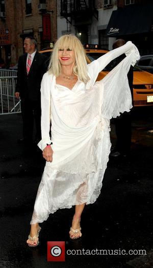 Betsey Johnson  arriving for Urban Zen Event at the Urban Zen Center New York City, USA – 09.06.11