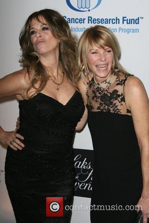 Rita Wilson and Kate Capshaw