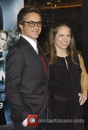 Robert Downey Jr and Diane Kruger