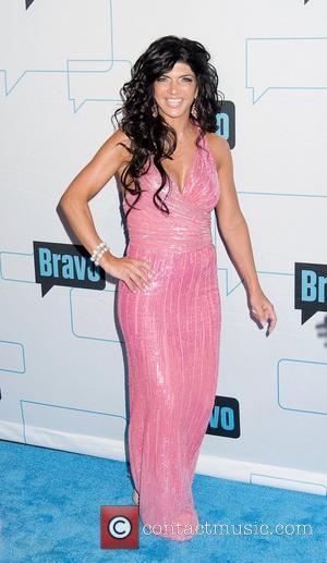 Teresa Giudice Bravo Media's 2011 Upfront Presentation at The Roosevelt Hotel - Arrivals New York City, USA - 30.03.11