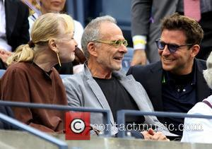 Ron Rifkin and Bradley Cooper The US Open tennis Women's Final match between Serena Williams v Samantha Stosur on Day...