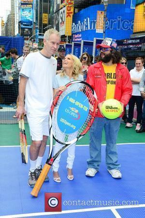 O'neal Hasn't Spoken To Mcenroe For Two Years