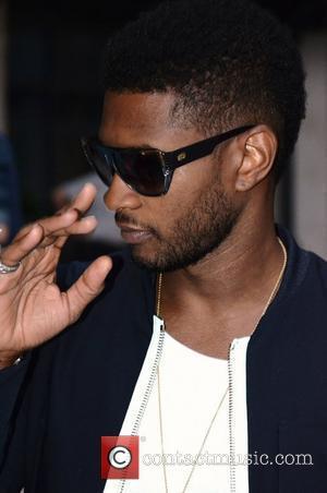 Usher Awards Turner For Lifetime Of Philanthropy