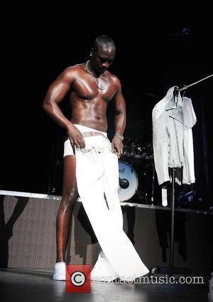 Akon and Usher