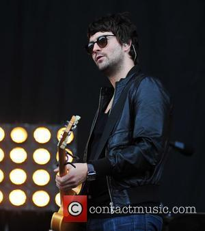 Courteeners V Festival at Weston Park - Day One  Staffordshire, England - 20.08.11