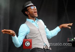 Aloe Blacc  V Festival at Weston Park - Day Two  Staffordshire, England - 21.08.11