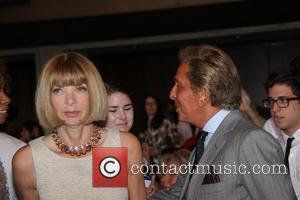 Anna Wintour and Valentino