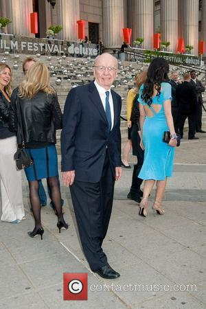 Rupert Murdoch 2011 Tribeca Film Festival Vanity Fair party at the State Supreme Courthouse New York City, USA - 27.04.11