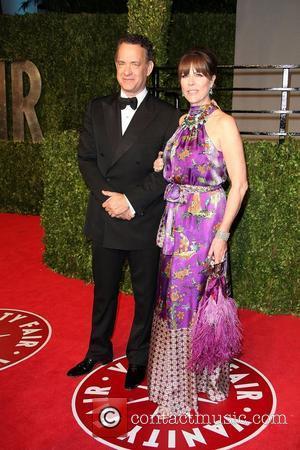 Tom Hanks, Rita Wilson and Vanity Fair