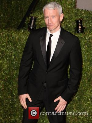 Anderson Cooper 2011 Vanity Fair Oscar Party at the Sunset Tower Hotel in Hollywood Los Angeles, California - 27.02.11