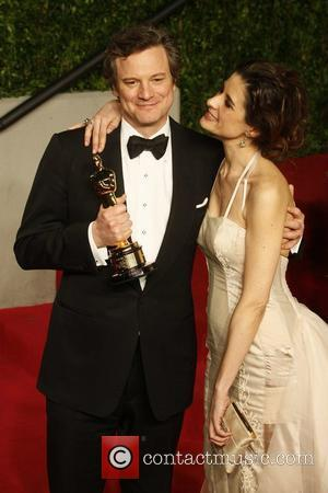 Colin Firth and Vanity Fair