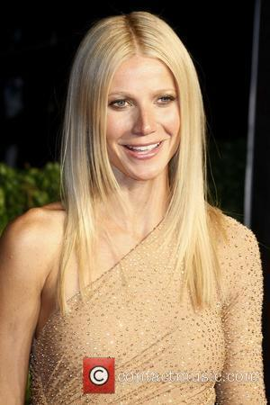 Gwyneth Paltrow 2011 Vanity Fair Oscar Party at Sunset Tower Hotel - Arrivals West Hollywood, California - 27.02.11