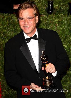Aaron Sorkin 2011 Vanity Fair Oscar Party at Sunset Tower Hotel - Arrivals West Hollywood, California - 27.02.11