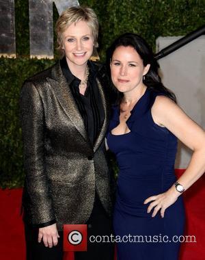 Jane Lynch and Vanity Fair