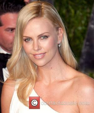 Charlize Theron and Vanity Fair