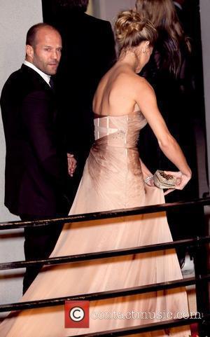 Jason Statham, Rosie Huntington-whiteley and Vanity Fair