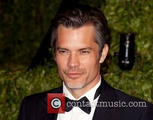 Timothy Olyphant 2011 Vanity Fair Oscar Party at Sunset Tower Hotel - Arrivals West Hollywood, California - 27.02.11