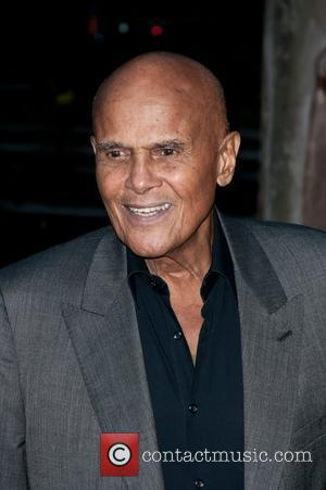 Harry Belafonte  2011 Tribeca Film Festival - Vanity Fair party at the State Supreme Courthouse - Arrivals  New...