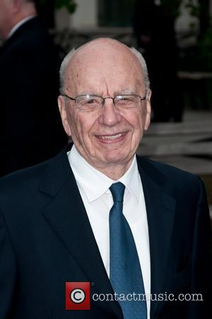 Rupert Murdoch  2011 Tribeca Film Festival - Vanity Fair party at the State Supreme Courthouse - Arrivals  New...