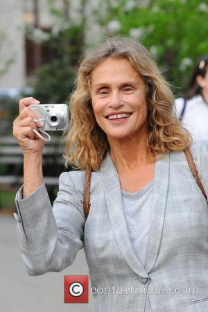 Lauren Hutton 2011 Tribeca Film Festival Vanity Fair party at the State Supreme Courthouse - Arrivals New York City, USA...