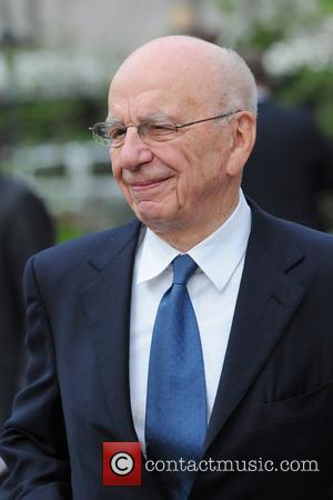 Rupert Murdoch 2011 Tribeca Film Festival Vanity Fair party at the State Supreme Courthouse - Arrivals New York City, USA...