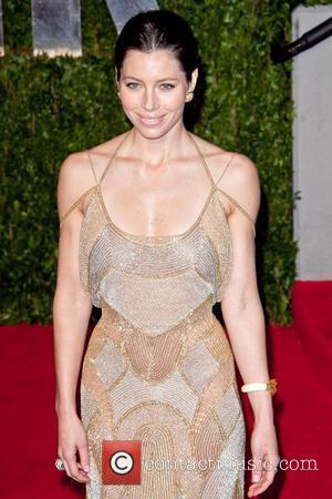 Jessica Biel and Vanity Fair