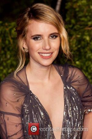 Emma Roberts and Vanity Fair