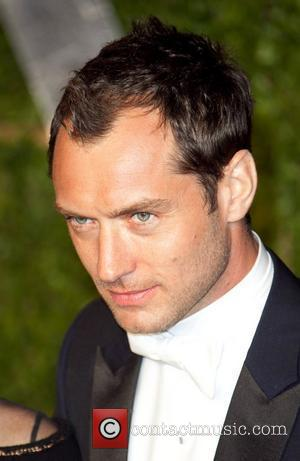 Jude Law and Vanity Fair