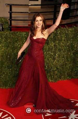 Anne Hathaway and Vanity Fair